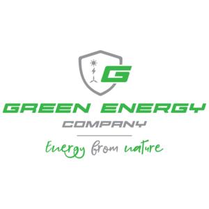 Logo Green Energy Company Social media uitbesteden