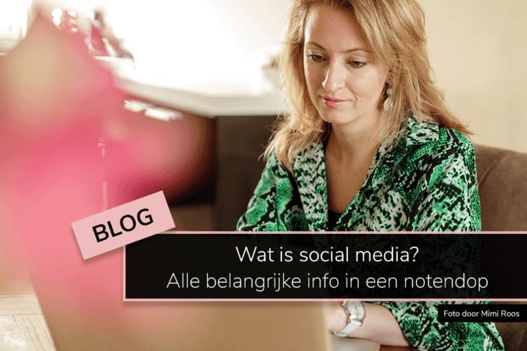 Wat is social media? | Alle belangrijke info in een notendop