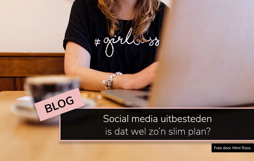 social media uitbesteden is dat wel zo'n slim plan MAB Media Brielle