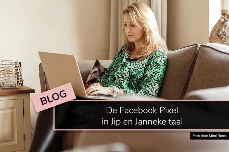 De Facebook Pixel in Jip en Janneke taal